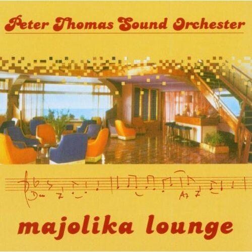 Peter Thomas Sound Orchester - Majolika Lounge - Preis vom 21.06.2021 04:48:19 h