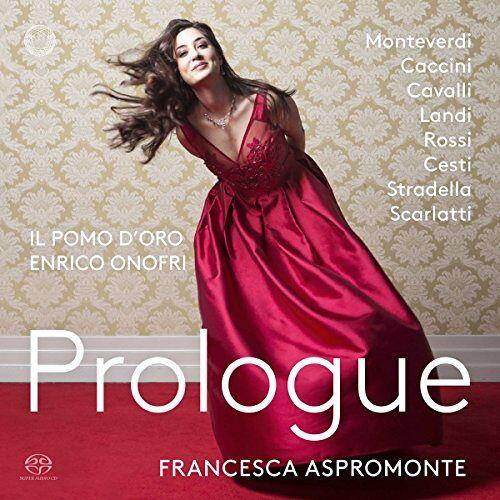 Francesca Aspromonte - Prologue - Preis vom 29.07.2021 04:48:49 h