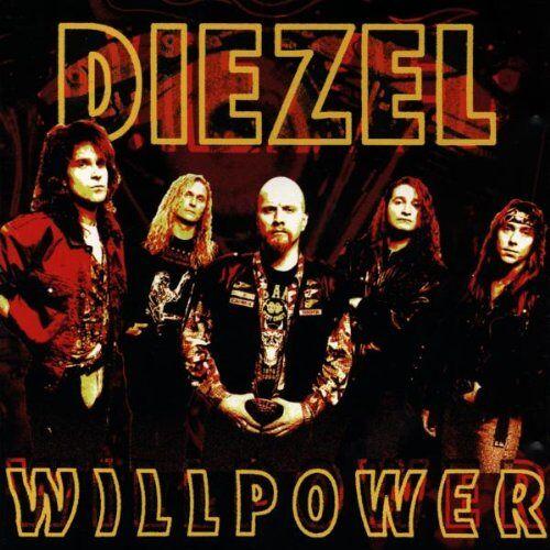 Diezel - Willpower - Preis vom 18.06.2021 04:47:54 h
