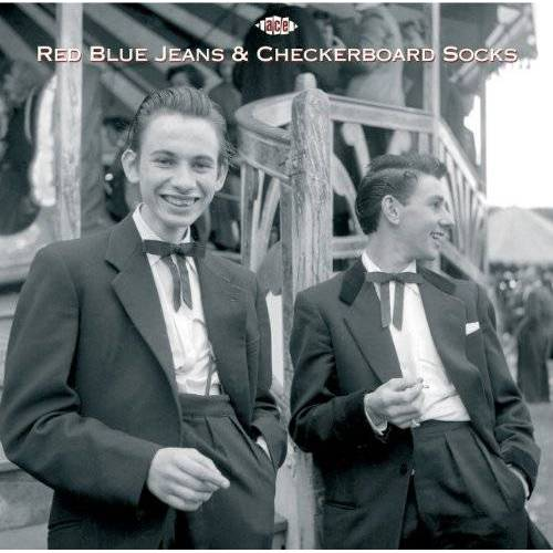 Various - Red Blue Jeans & Checkerboard Socks - Preis vom 21.06.2021 04:48:19 h
