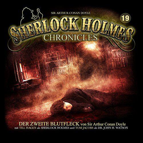 Doyle, Sir Arthur Conan - Sherlock Holmes Chronicles 19-Der zweite Blutfleck - Preis vom 15.06.2021 04:47:52 h