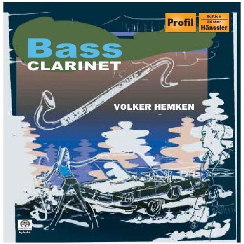 Volker Hemken - Bass Clarinet - Preis vom 12.06.2021 04:48:00 h