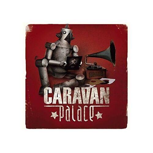 Caravan Palace - Caravan Palace [Cristal CD] - Preis vom 14.10.2021 04:57:22 h