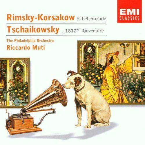R. Muti - Scheherazade/1812 Ouvertüre - Preis vom 22.06.2021 04:48:15 h