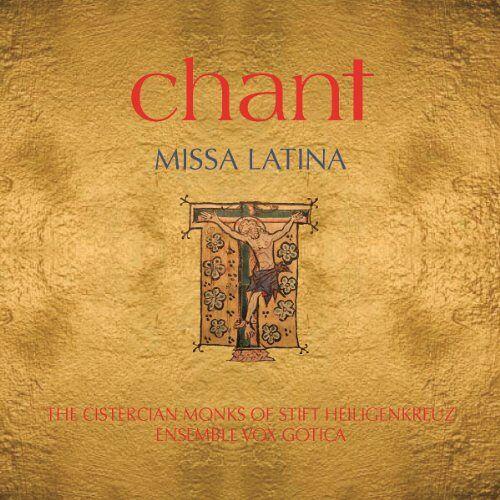 The Cistercian Monks of Stift Heiligenkreuz - Chant-Missa Latina - Preis vom 16.06.2021 04:47:02 h