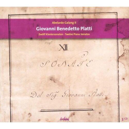 Abelardo Galang II - Zwölf Klaviersonaten - Preis vom 23.10.2021 04:56:07 h