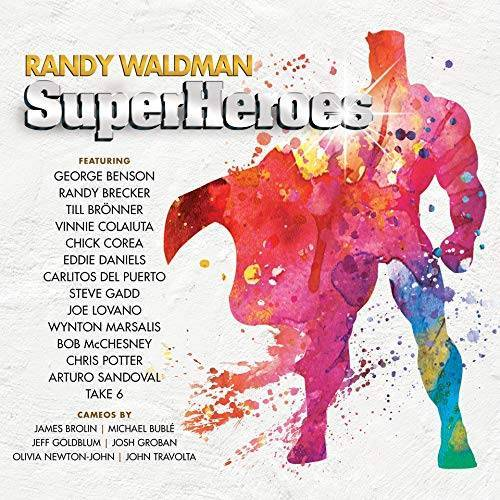 Randy Waldman - Superheroes - Preis vom 24.07.2021 04:46:39 h