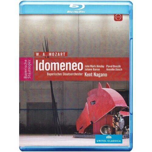 Nagano - Idomeneo - Kent Nagano [Blu-ray] - Preis vom 20.06.2021 04:47:58 h