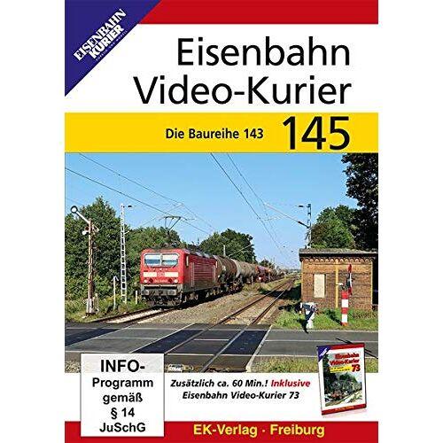 - Eisenbahn Video-Kurier 145 - Die Baureihe 143 - Preis vom 19.06.2021 04:48:54 h