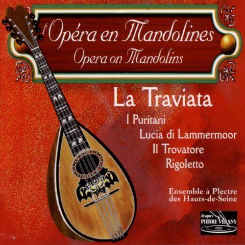 Mandolinenensemble Hauts de S. - Opera on Mandolines - Preis vom 24.07.2021 04:46:39 h