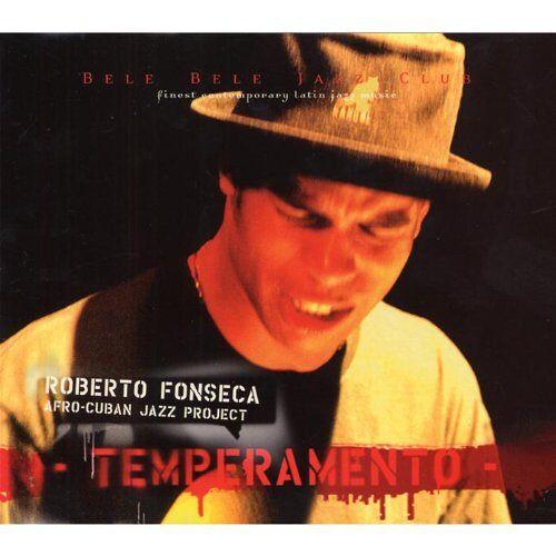 Roberto Foneseca - Temperamento-Afro Cuban Jazz P - Preis vom 11.06.2021 04:46:58 h