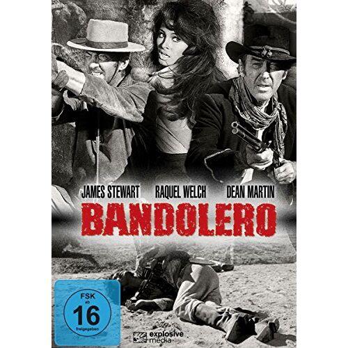 Andrew V. McLaglen - Bandolero - Preis vom 21.06.2021 04:48:19 h