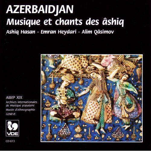Various - Aserbaidschan: Ashiq - Preis vom 14.06.2021 04:47:09 h