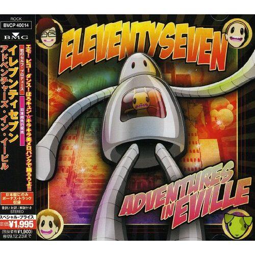 Eleventyseven - Adventures in Eville - Preis vom 09.06.2021 04:47:15 h
