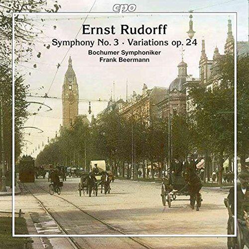 Bochumer Symphoniker - Sinfonie 3; Variationen Op.24 - Preis vom 17.06.2021 04:48:08 h