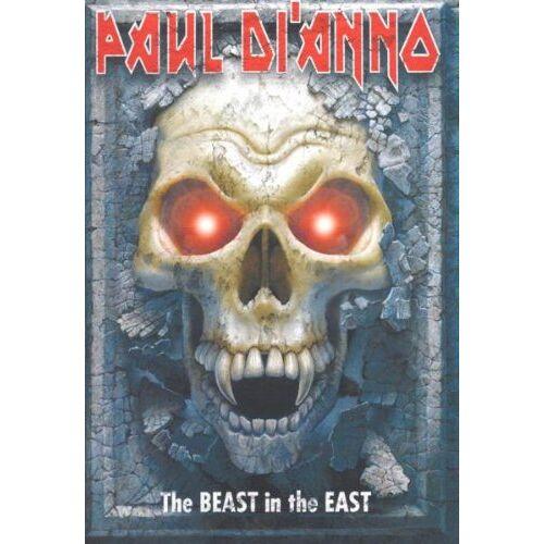 Paul di'Anno - Paul Di' Anno - The Beast in the East - Preis vom 15.06.2021 04:47:52 h