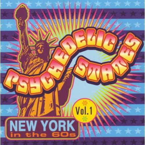 Psychedelic States - Vol.1-New York in The'60s - Preis vom 15.10.2021 04:56:39 h