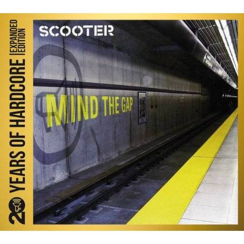 Scooter - 20 Years of Hardcore-Mind the Gap - Preis vom 21.06.2021 04:48:19 h