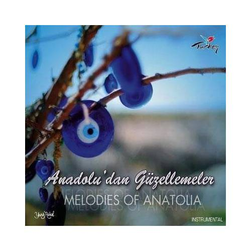Anadolu`dan Güzellemeler - Melodies Of Anatolia - Preis vom 19.06.2021 04:48:54 h