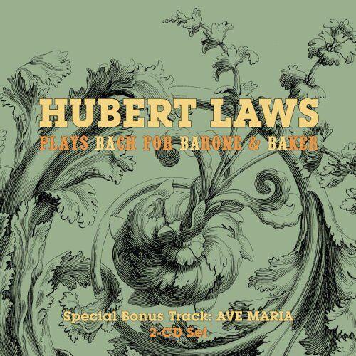 Hubert Laws - Hubert Laws Plays Bach - Preis vom 17.06.2021 04:48:08 h