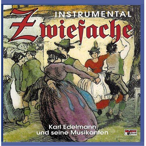 Karl Edelmann und seine Musikanten - Zwiefache - Preis vom 19.06.2021 04:48:54 h