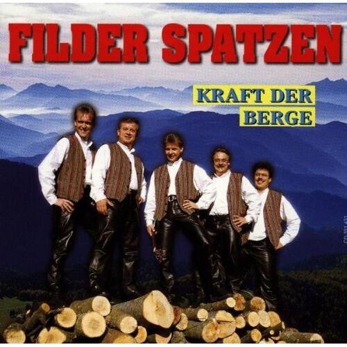 Filder Spatzen - Kraft der Berge - Preis vom 21.06.2021 04:48:19 h