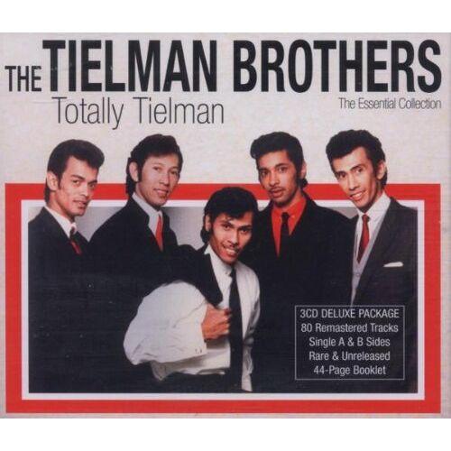 Tielman Brothers - Totally Tielman/the Essentia - Preis vom 17.06.2021 04:48:08 h