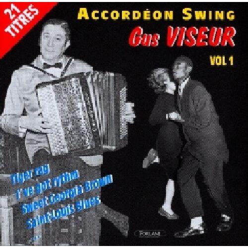Gus Viseur - Accereen Swing Vel 1 - Preis vom 20.06.2021 04:47:58 h