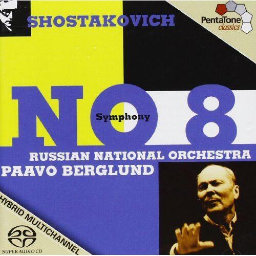 Paavo Berglund - Sinfonie 8 - Preis vom 14.06.2021 04:47:09 h