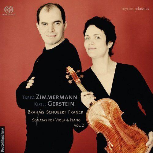 Tabea Zimmermann - Sonaten Für Viola & Klavier Vol.2 - Preis vom 21.06.2021 04:48:19 h