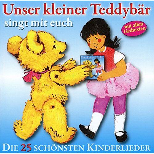 Various - Unser Kleiner Teddybär Singt mit Euch - Preis vom 20.06.2021 04:47:58 h
