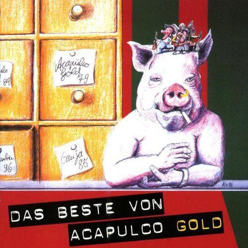 Acapulco Gold - Das Beste Von Acapulco Gold - Preis vom 22.06.2021 04:48:15 h