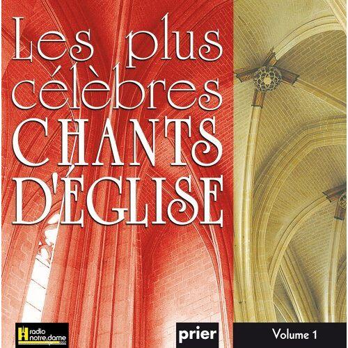 Various - Les Plus Célèbres Chants D'Eglise Vol. 1 - Preis vom 01.08.2021 04:46:09 h