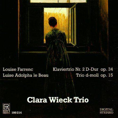 Clara Wieck Trio - Klaviertrios Op. 15 und 34 - Preis vom 11.06.2021 04:46:58 h