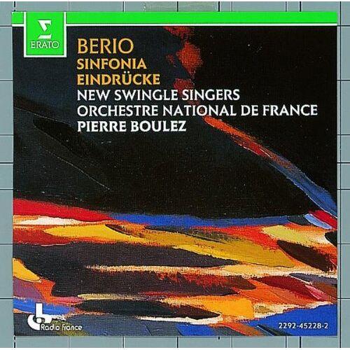 Pierre Boulez - Sinfonia / Eindrücke - Preis vom 11.06.2021 04:46:58 h