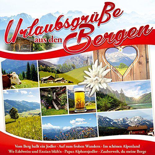 Various - Urlaubsgrüße aus den Bergen; Folge 1 - Preis vom 14.06.2021 04:47:09 h