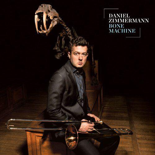 Daniel Zimmermann - Bone Machine - Preis vom 09.06.2021 04:47:15 h