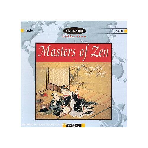 Various - Folklore - Masters of Zen (Folklore aus Japan) - Preis vom 13.06.2021 04:45:58 h
