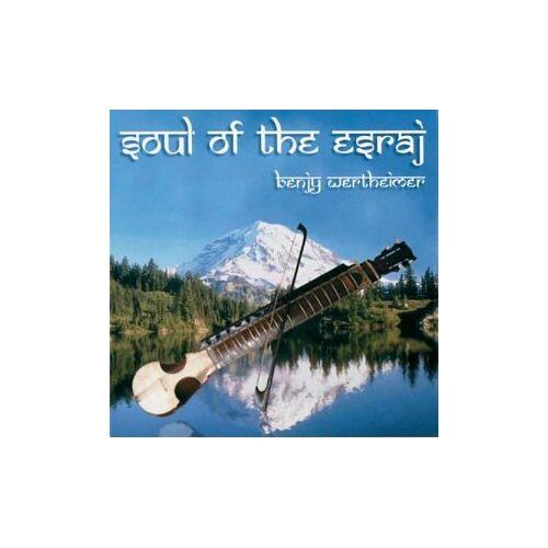 Benjy Wertheimer - Soul of the Esraj (US Import) - Preis vom 17.06.2021 04:48:08 h