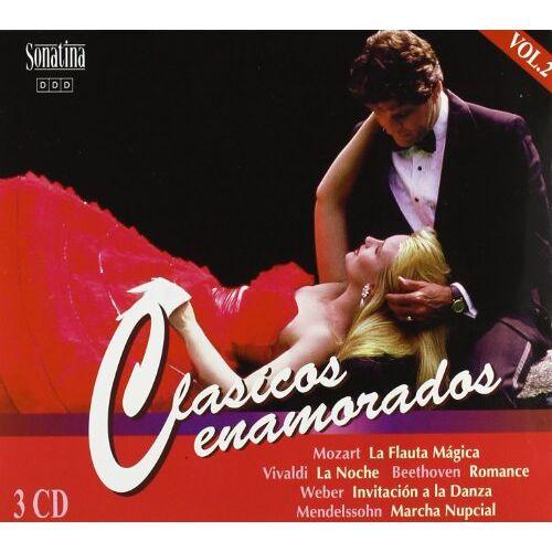 Various - Clasicos Enamorados - Preis vom 12.06.2021 04:48:00 h