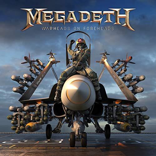 Megadeth - Warheads on Foreheads - Preis vom 11.06.2021 04:46:58 h