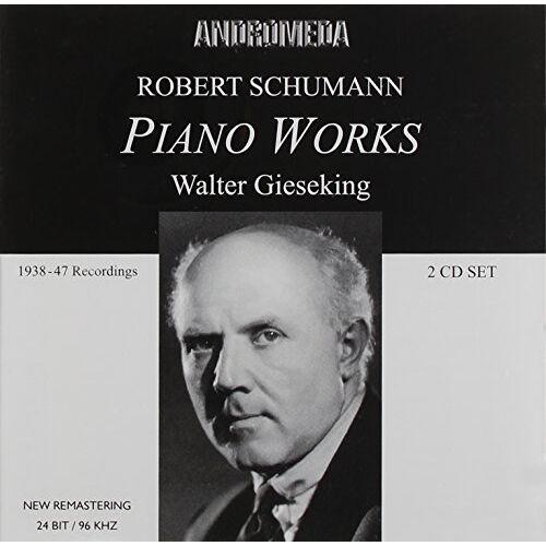 Schumann - Piano Works - Preis vom 21.06.2021 04:48:19 h