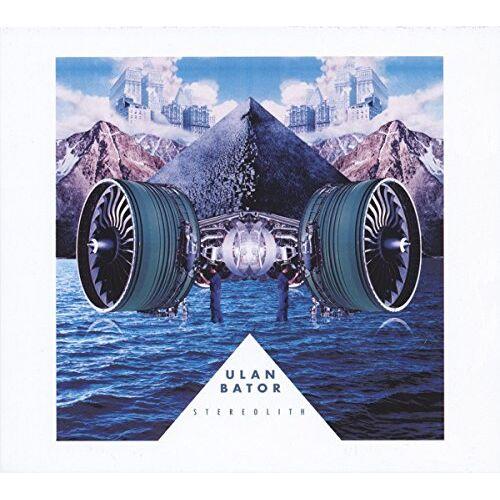 Ulan Bator - Stereolith (Lp+CD) [Vinyl LP] - Preis vom 11.06.2021 04:46:58 h