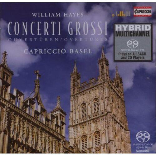 Capricciobasel - Concerti Grossi - Preis vom 03.05.2021 04:57:00 h