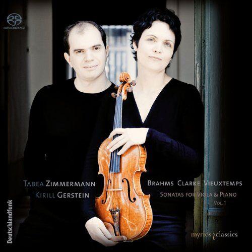 Tabea Zimmermann - Sonaten für Viola & Klavier Vol.1 - Preis vom 21.06.2021 04:48:19 h