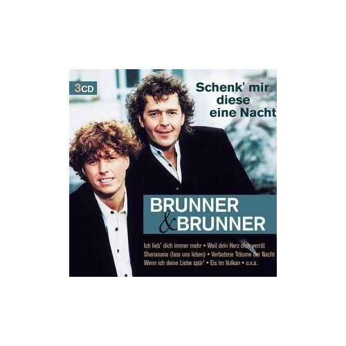 Brunner & Brunner - Schenk' Mir Diese Eine Nacht - Preis vom 28.07.2021 04:47:08 h