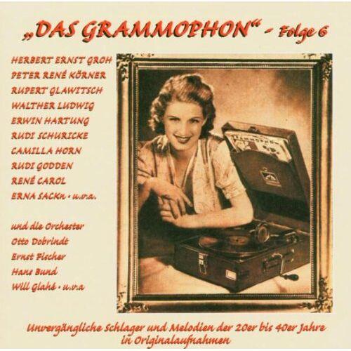 Various - Das Grammophon-Folge 6 - Preis vom 22.06.2021 04:48:15 h