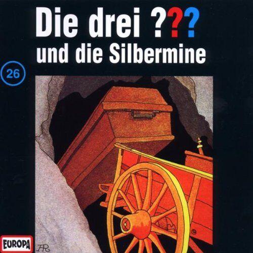 Die drei ??? - Die drei Fragezeichen - Folge 26: und die Silbermine - Preis vom 18.06.2021 04:47:54 h
