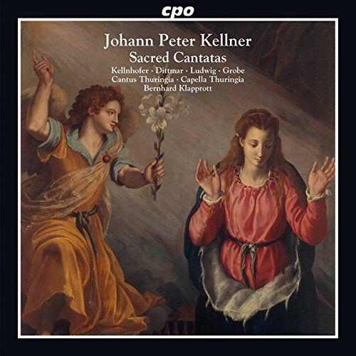 Cantus & Capella Thuringia - Geistliche Kantaten - Preis vom 22.06.2021 04:48:15 h