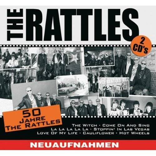the Rattles - 50 Jahre the Rattles - Preis vom 13.06.2021 04:45:58 h